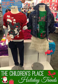 christmas before thanksgiving holiday trends at the children u0027s place placeholiday young at