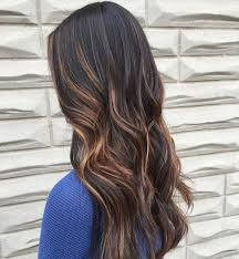 long brown hairstyles with parshall highlight 35 brilliant chocolate or medium brown hair color ideas