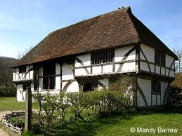 what makes a house a tudor what were tudor houses made from
