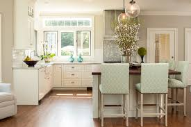 White Pendant Lights Kitchen by Globe Pendant Light Kitchen Transitional With White Crown Molding