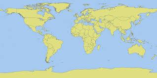 Blank World Map by File World Cylindrical Blank Without 180 Svg Wikimedia Commons