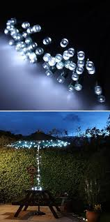 Solar Led Patio String Lights Best 25 Solar Led String Lights Ideas On Pinterest Solar