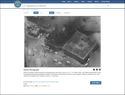 Likely Syrian Missile Targets In Google by Bellingcat Confirmed Us Responsible For U0027aleppo Mosque Bombing