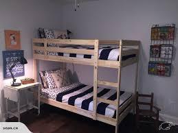 Mydal Bunk Bed Frame Ikea Mydal Bunk Bed Frame Pine Trade Me