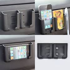 phone charger organizer car accessories black box organizer cell phone charger pocket
