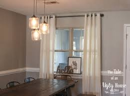 Industrial Curtain Wall West Elm Inspired Industrial Curtain Rod Sincerely Marie Designs