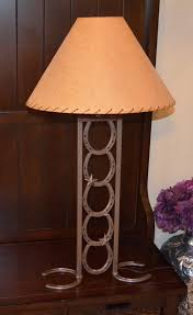 Table Lamps Without Shades Horseshoe Table Lamp With Stars Without Lamp Shade Horseshoe