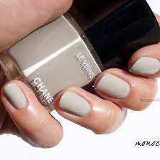 chanel final price nwot chanel monochrome nail polish from