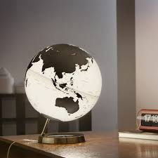 world globe home decor the world illuminated by räthgloben monoqi globe lighting