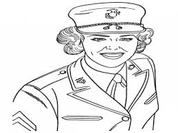 soldier military coloring pages for kids womanmate com