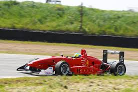 formula 3000 smaller formula cars