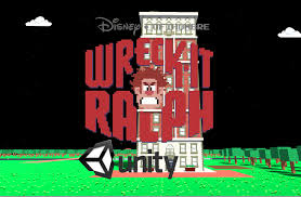 wreck ralph unity ofihombre