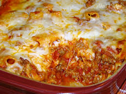 recipes with pasta rigatoni pasta bake about a mom