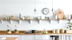 etagere murale cuisine wandgestaltung wohnzimmer etagere murale cuisine scandinave etagere