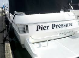 funny boat names boat owners with a sense of humour