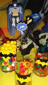 batman centerpieces enchanted balloon party and event decors batman