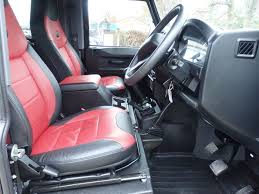 land rover jeep defender for sale used santorini black land rover defender for sale essex