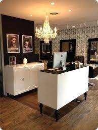 receptionist desk ideas best salon reception desk ideas on salon ideas for contemporary house spa reception