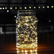 Apple String Lights by Amazon Com Firefly String Lights Decornova 9 8 Feet 60 Led