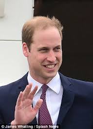 hairstyles new ealand prince william and prince george show off matching hairstyles in