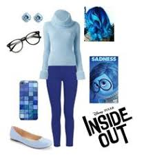Inside Out Costumes Sadness Inside Out Costume Google Search Inside Out