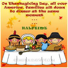 thanksgiving jokes on dinner the atkins family photo