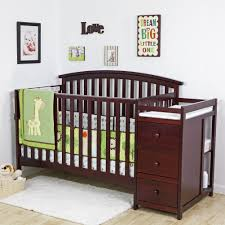 Toddler Bedding For Convertible Cribs 5 In 1 Side Convertible Crib Changer Nursery Furniture Baby