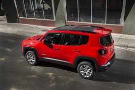 jeep renegade dark blue 2018 jeep renegade gains an updated interior and new standard