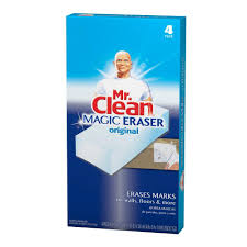 Pictures On Walls by Mr Clean Magic Eraser Multi Purpose Cleaning Pad 4 Pack