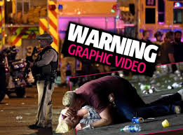 las vegas mass shooting chilling videos leaked