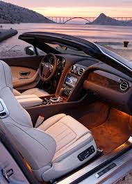 interior bentley 2012 bentley gtc convertible interior eurocar news
