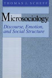 microsociology discourse emotion and social structure thomas j