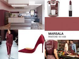 marsala cuisine couleur marsala planche tendance arthur bonnet planches