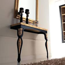 Wall Console Table Wall Console Table India Mounted Modern Contemporary Gold