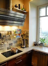 kitchen wall decorations ideas modern wall decor in patchwork fabric style wall design trends