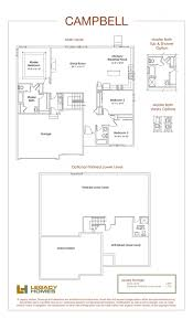 campbell floor plan legacy homes omaha and lincoln with regard