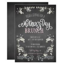 s day brunch invitations mothers day brunch invitations announcements zazzle