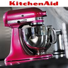 Kitchenaid Artisan Mixer by Kitchenaid Artisan Stand Mixer Set 1 Cranberry Cookfunky