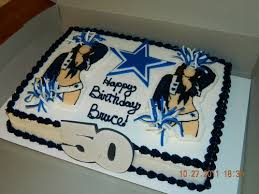 dallas cowboys cake by maureen dorego photoblog