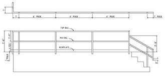 Fiberglass Handrail Fiberglass Handrail Systems Frp Guardrail And Handrail Systems