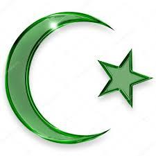 Islam Flag Emblem Of Islam U2014 Stock Photo Paulistano 24627251