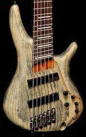 fanned fret 6 string bass new 2015 ibanez srff806 fanned fret 6 string electric bass reverb