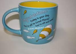 oh the places you ll go graduation hallmark graduation mug dr seuss oh the places you ll go holds 17 oz