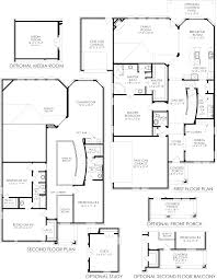 the azteca se sandstone ranch ii new home floor plan