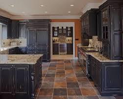 black kitchen furniture cabinet great distressed kitchen cabinets design distressed