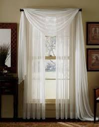 Extra Long Valance Warm Home Designs Extra Long Teal Sheer Window Scarf All Valance