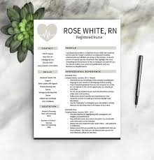 nursing resume template free resume template free cover letter resume