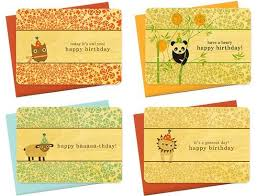 kid cards eco friendly children s birthday cards from owl paper goods