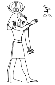 free printable ancient egypt coloring pages for kids clip art