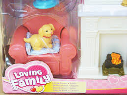 Fisher Price Doll House Furniture New Fisher Price Loving Family Living Room Dollhouse Ad
